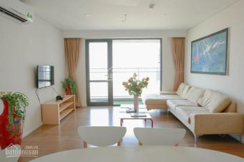 Cho thuê căn hộ 3PN CC Mipec Riverside Long Biên
