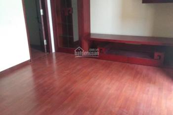 Cho thuê nhà giá rẻ có thang máy điều hòa ngõ phố Trung Kính Đôi, DT 100m2 x 6T, MT 5m, giá 36tr/th