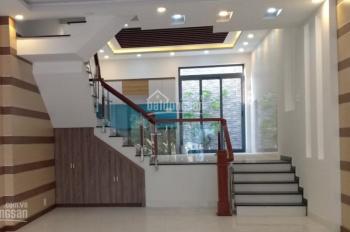 Nhà mới xây khu Phú Mỹ ven sông DT 5x18m, 1 trệt 3 lầu, H. Nam, đối diện Kênh Đào mát mẻ, yên tĩnh
