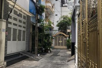 Bán nhà hẻm 4m, đường Đặng Lộ, phường 7, quận Tân Bình, DT 5.1x21m, CN 105m2, giá 11 tỷ TL