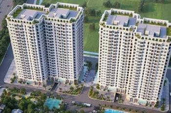 Bán gấp căn hộ 2PN, DT 53.2m2 bàn giao có nội thất view Vinhome Riverside, chung cư Việt Hưng