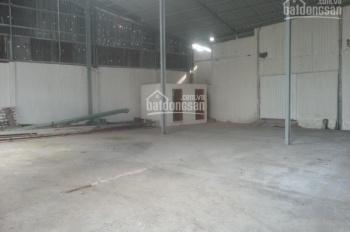 Kho xưởng 200m2 và 600m2, Lương Thế Vinh, Q. Tân Phú, giá quá rẻ chỉ 60.000 đ/m²/tháng