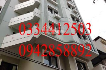 Bán tòa nhà mặt phố Lê Đại Hành, 180m2, 10 sàn, mặt tiền 12m. LH: 0942858892