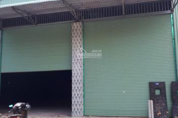 Nhà xưởng cho thuê 2500m2 giá 85tr/th mới hết hợp đồng trả lại tại QL1A ngã tư Tân Thới Hiệp Q.12
