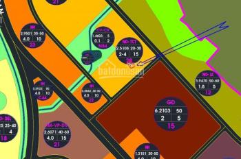 Khu phố 10 chỉ 2,3 tỷ cho 108m2, quy hoạch đất ODT tỷ, xây dựng được 15 tầng, giá rẻ nhất khu vực