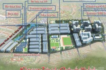 Bán đất KĐT Nam Vĩnh Hải, Nha Trang, giá 1 tỷ 550 triệu