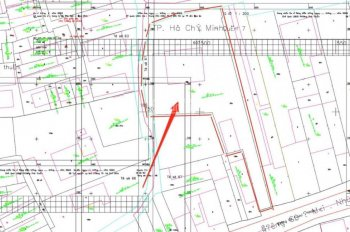 Bán nhà Quận 7 diện tích lớn cách ngã 3 Gò Ô Môi Huỳnh Tấn Phát chỉ 100m. DT: 1400m2, giá 48 tỷ TL