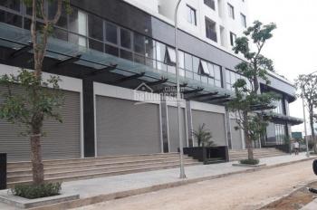 Bán shophouse - Ki ốt thương mại tầng 1,2 tòa Ecolife Tây Hồ, 267 m2, giá 15 tỷ 500, có sổ đỏ