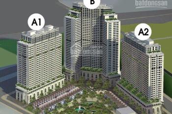 Bán shophouse khối đế IA20 Ciputra, DT 41 - 306m2, giá chỉ từ 1,6 tỷ/lô, kinh doanh cực tốt