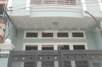 Bán nhà HXH 5m Phan Sào Nam gần Phạm Phú Thứ 4.6x15m, 1 lầu, 2PN nhà mới. Giá 6.65 tỷ TL nhẹ