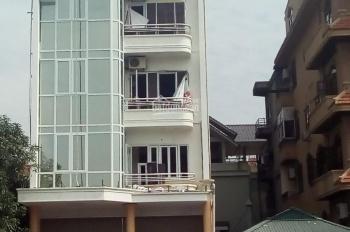 Cần cho thuê căn nhà mặt ngõ to phố Trung Kính 70m2,5 tầng, làm VP, spa. LH: 0904718886