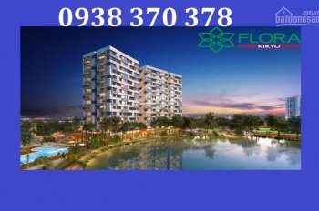 Cho thuê gấp căn hộ Kikyo Residence, 55m2 (1PN+) giá 6,5tr/tháng, LH: 0938370378