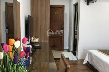 Cho thuê nhà mặt phố Phạm Hồng Thái, Dt 70m2 x 2 tầng, mt: 5m, giá 40tr/th