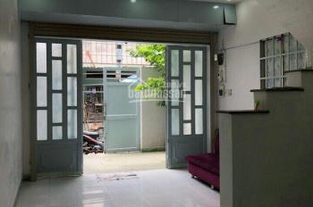 Bán nhà HXH 1041 Trần Xuân Soạn, 1 lầu, 5x20m, hẻm thông, nhà mới vào ở ngay, LH 0942888118