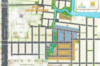 Chính thức đặt chỗ 400 nền Tây Nam Center gần KCN Thuận Đạo, SHR, giá chỉ 450tr/nền, LH 0903224901