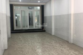 Cho thuê mới 100% nhà MT 841 Nguyễn Kiệm, P3, Gò Vấp DT: 4x30m, trệt 5 lầu thang máy. Giá 41 tr/th