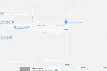 Bán nhà đất ngay cửa ngõ KCN Tam Lập, TT Phước Vĩnh, Phú Giáo, Việt Nam