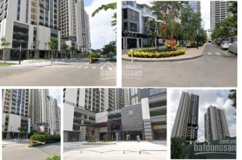 Cho thuê mặt bằng tầng thương mại Hà Đô Centrosa Garden đường đường 3 Tháng 2, DT 219m, 353m2
