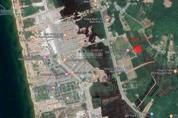 Xuất ngoại cần tiền bán gấp đất đường Bào, Dương Tơ, Phú Quốc 10000m2 giá chỉ 5 tr/m2 LH 0909890036