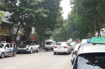 Vip nhất Ba Đình, bán nhà mặt phố Vạn Phúc, 100 m2 x 4 tầng x MT 9m, lô góc, giá 21.7 tỷ