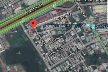 Bán đất KDC Hương Lộ 5, P. An Lạc, Q. Bình Tân, DT 84m2, hướng Đông, đường Số 13, giá 5.6 tỷ