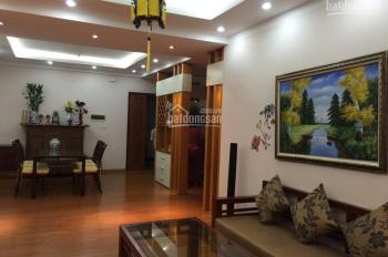 Cho thuê chung cư Vinaconex 1 - 289 Khuất Duy Tiến DT 115m2, 3PN, 2VS, nội thất cơ bản, giá 11tr/th