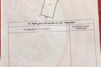 Bán nhà đất chính chủ khu 918 Phúc Đồng, Long Biên, 140m2 ô tô vào tận trong đất