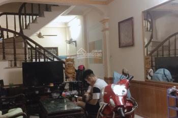 Bán nhà mặt ngõ phố Kim Giang - Thanh Xuân, giá 3,65 tỷ, 4 tầng