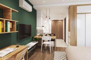 Xem nhà 247 - Cho thuê chung cư Green Bay 28m2, studio full nội thất đẹp 9 tr/th - 0916 24 26 28