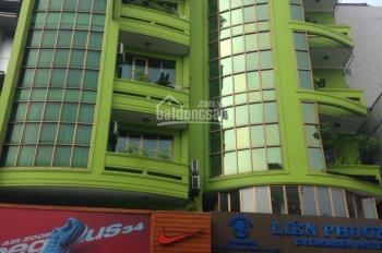 Bán gấp nhà góc 2 MT Trần Nhật Duật - Trần Quý Khoách, Q. 1, DT: 5x16m, trệt, 3 lầu, giá 26.5 tỷ