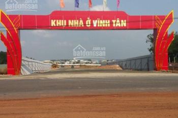 Đất ngay KCN Vsip 2, ngay chợ Vĩnh Tân, mặt tiền đường chính ĐT742, 5x20m, LH 0867026126