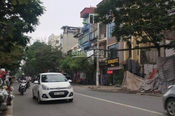 Bán nhà mặt phố Kim Ngưu DT 135m2 x 4 tầng, MT 7m, SĐCC vuông vắn