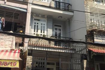 Bán nhà MT Phạm Hữu Chí ngay BV Chợ Rẫy, P12, Q5 (3,5m x 19m) 3 lầu, giá 15  tỷ TL