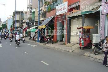 Bán nhà mặt tiền Nguyễn Thị Nhỏ, P9, Tân Bình. DT: 7.8x27m, cấp 4