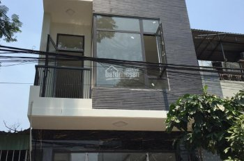 Bán nhà 3 tầng mới đường Hòa Minh 22 song song Nguyễn Sinh Sắc