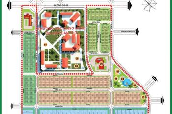 Đất nền Cồn Khương Eco Villas 100% thổ cư, giá 22 triệu/m2, xem vị trí đất Hương 0909.086.098