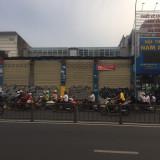 Cho thuê 4 căn nhà liền kề góc hai mặt tiền Lũy Bán Bích, quận Tân Phú, TP HCM