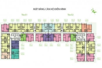 Bán gấp CH Ecohome Phúc lợi, Long Biên, căn 1208, DT 55.8m2, giá 1.020 tỷ, 0966912878