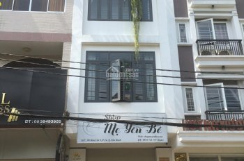Nhà MT kinh doanh đường Cộng Hòa, Tân Bình, DT 375m2
