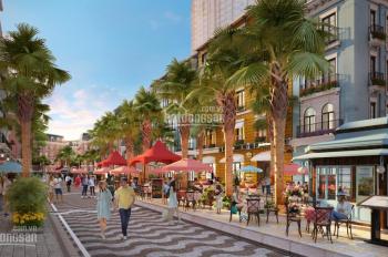 Chính chủ bán căn shophouse Harbor Bay Hạ Long HB71 103m2, góc, trung tâm quảng trường, giá 8,3 tỷ