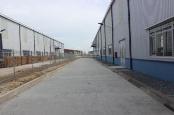 Cho thuê nhà xưởng 9.800m2, trong KCN Tân Đô, huyện Đức Hòa. LH 0945.825.408 Mr. Long