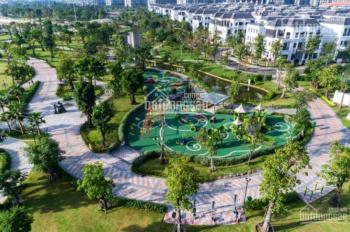 Bán biệt thự Quận 2 khu An Phú An Khánh, 2 mặt tiền công viên hồ sinh thái, 1 hầm 4 lầu, giá 40 tỷ