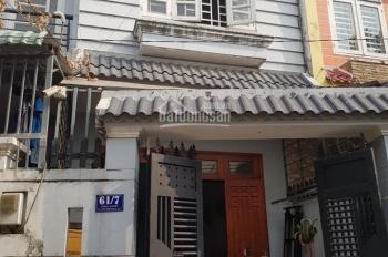 Bán nhà đường 3, P. Tăng Nhơn Phú B, Quận 9, Diện tích 62,5m2, giá 3,8 tỷ