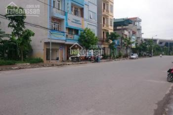 Bán 73m2 nhà đất mặt phố Gò Mèo, thị trấn Phùng