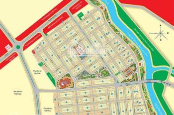 Bán gấp 100m2 đất sổ đỏ ngay đối diện chợ KCN Mỹ Phước 1. Dân cư sầm uất