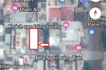 Chính chủ bán đất xây khách sạn hẻm Hùng Vương LH: 0904053545