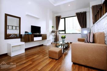 Cho thuê căn hộ cao cấp tại Nghĩa Tân với 13 phòng khép kín + 1 mặt bằng kinh doanh
