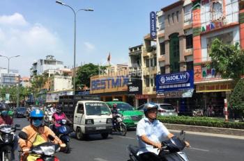 Bán nhà mặt tiền Lê Văn Thọ, P16, DT: 218m2 công nhận giá 10 tỷ