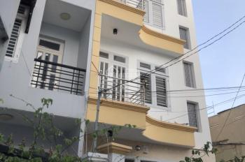Bán nhà 1 trệt, 4 lầu đúc, đường Nguyễn Văn Đậu, P6, Quận Bình Thạnh, TP. HCM