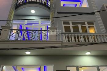 Nhà mới ở liền đường số 1 KDC Nam Hùng Vương 3.5 tấm, DT 7.5x7m